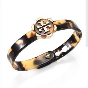 Tory Burch rare tortoise bracelet